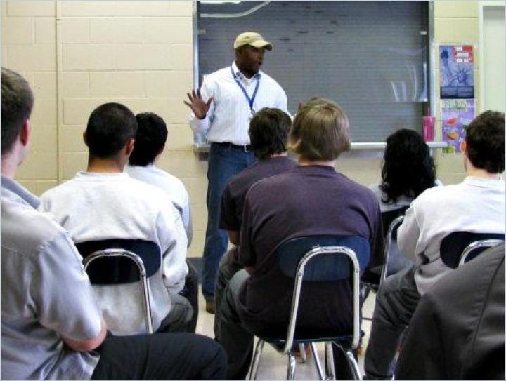 Hasan teaching educators