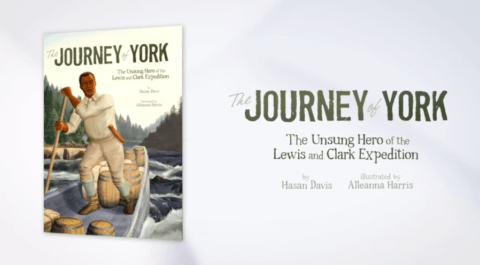 Journey of York Book Cover