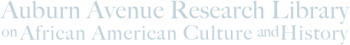 Auburn Avenue Research Library logo